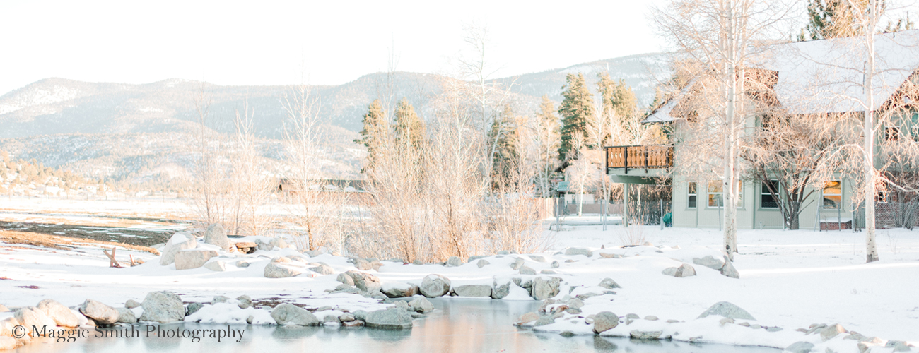 Shay Meadows Ranch and Resort Big Bear Weddings