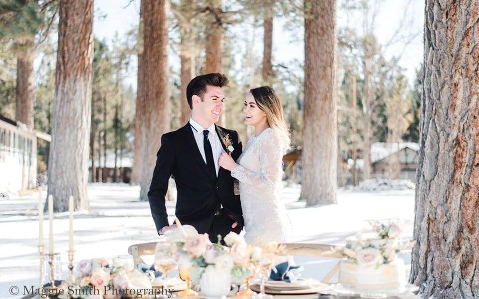 Shay Meadows Ranch and Resort Big Bear Weddings
